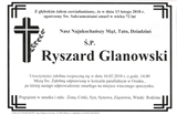 Glanowski Ryszard