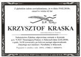 Kraska Krzysztof