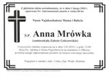 Mrówka Anna