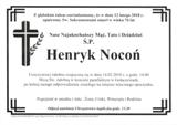 Nocoń Henryk