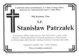 Patrzałek Stanisław