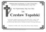Topolski Czesław