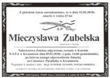 Zubelska Mieczysława