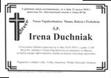 Duchniak Irena
