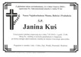 Kuś Janina