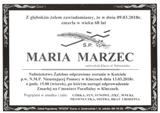 Marzec Maria