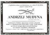 Mudyna Andrzej