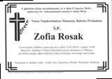 Rosak Zofia
