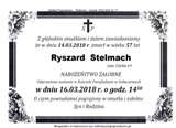 Stelmach Ryszard