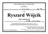 Wójcik Ryszard