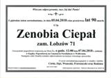 Ciepał Zenobia