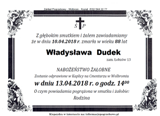 Dudek Władysława