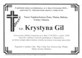 Gil Krystyna