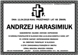 Harasimiuk Andrzej