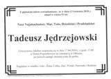 Jędrzejowski Tadeusz
