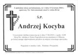 Kocyba Andrzej