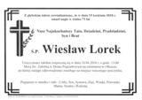 Lorek Wiesław