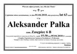 Pałka Aleksander