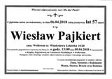 Pajkiert Wiesław