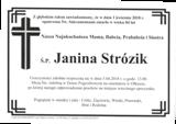 Strózik Janina