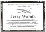 Walnik Jerzy
