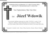 Wdowik Józef