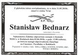Bednarz Stanisław