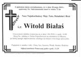 Białaś Witold