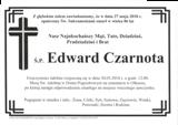 Czarnota Edward