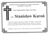 Karoń Stanisław