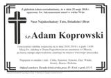 Koprowski Adam