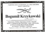 Krzykawski Bogumił