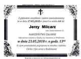 Milcarz Jerzy