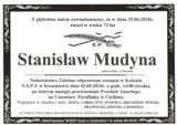 Mudyna Stanisław