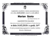 Szota Marian