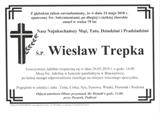 Trepka Wiesław