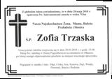 Trzaska Zofia