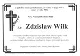 Wilk Zdzisław