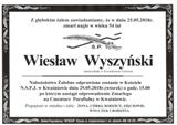 Wyszyński Wiesław