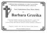Grześka Barbara