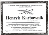 Karbownik Henryk