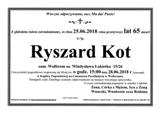 Kot Ryszard