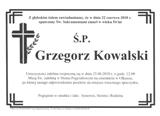 Kowalski Grzegorz