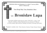 Lupa Bronisław