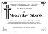 Sikorski Mieczysław