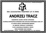 Tracz Andrzej
