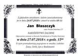 Błaszczyk Jan