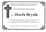 Bryzik Józefa