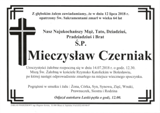 Czerniak Mieczysław