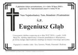 Głąb Eugeniusz